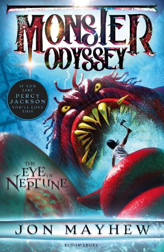 Monster Odyssey: The Eye of Neptune (Paperback)