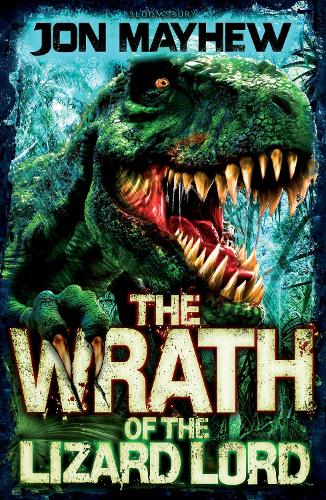 Monster Odyssey: The Wrath of the Lizard Lord (Paperback)