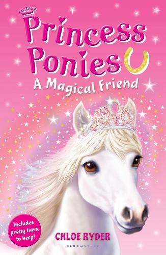 Princess Ponies 1: A Magical Friend - Princess Ponies (Paperback)