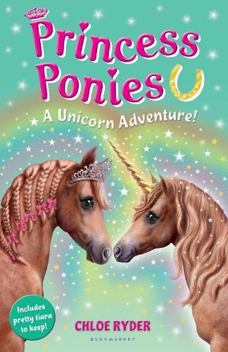 Princess Ponies 4: A Unicorn Adventure! - Princess Ponies (Paperback)
