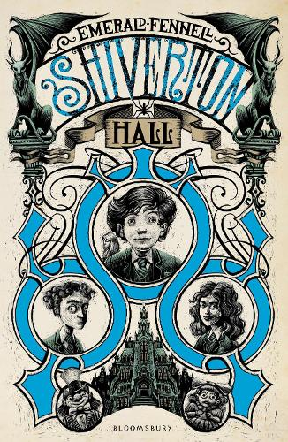 Shiverton Hall - Shiverton Hall (Paperback)