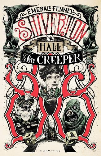 The Creeper - Shiverton Hall (Paperback)