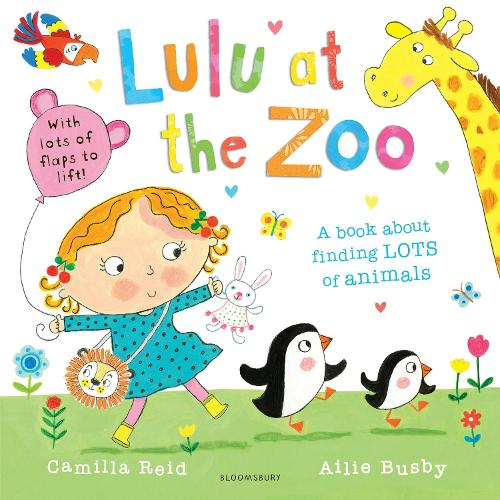 Lulu at the Zoo (Paperback)