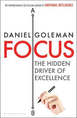 Focus: The Hidden Driver of Excellence (Hardback)