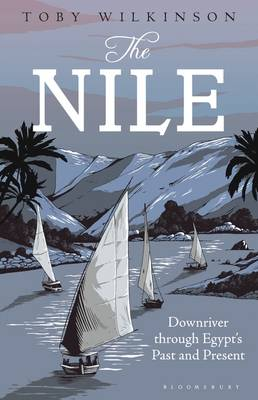 The Nile: Downriver Through Egypt's Past and Present (Hardback)