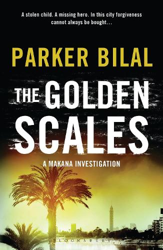 The Golden Scales: A Makana Investigation - A Makana Investigation 1 (Paperback)