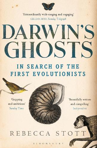 Darwin's Ghosts: In Search of the First Evolutionists (Paperback)