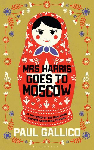 Mrs Harris Goes to Moscow (Paperback)