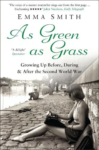 As Green as Grass: Growing Up Before, During & After the Second World War (Paperback)