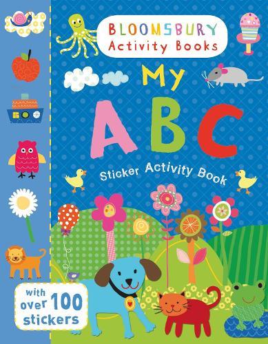 My ABC Sticker Activity Book - Sticker Activity Books (Paperback)