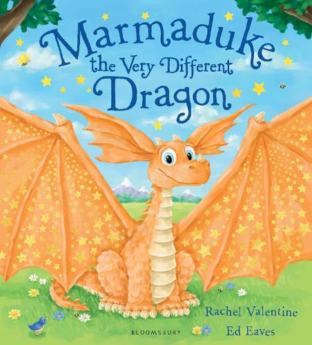 Marmaduke the Very Different Dragon (Hardback)