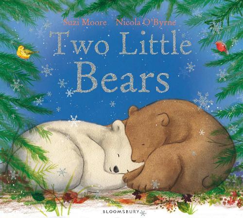 Two Little Bears (Hardback)