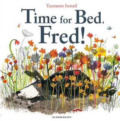 Time for Bed, Fred! (Hardback)