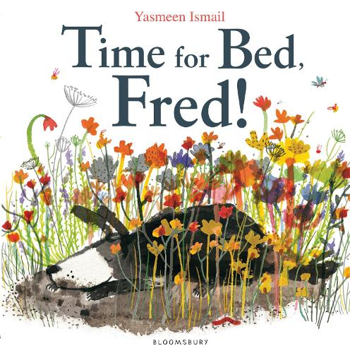 Time for Bed, Fred! (Paperback)