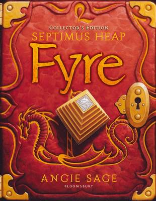 Fyre: Septimus Heap: Book 7 (Hardback)