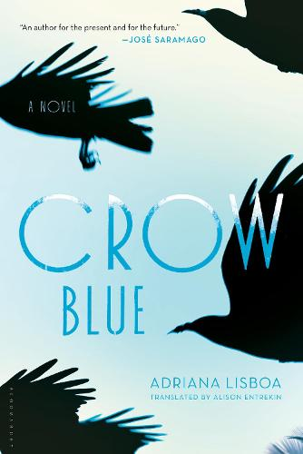 Crow Blue (Paperback)