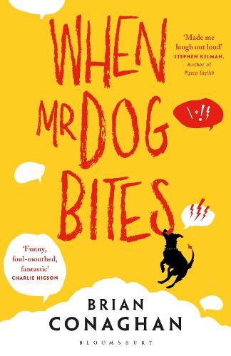 When Mr Dog Bites (Paperback)
