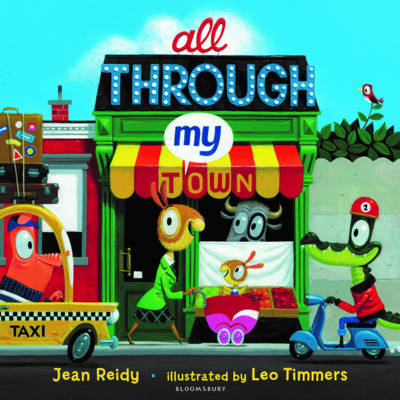 All Through My Town (Paperback)