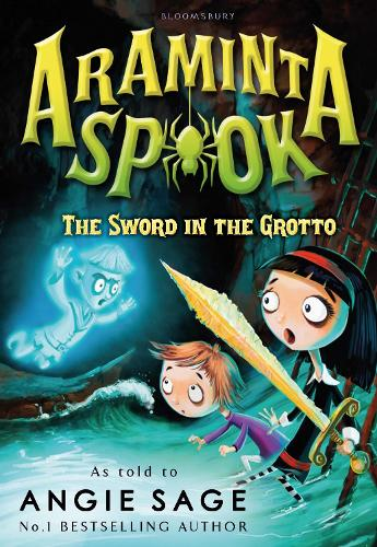 Araminta Spook: The Sword in the Grotto (Paperback)