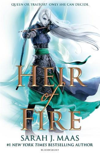 Heir of Fire - Throne of Glass (Paperback)