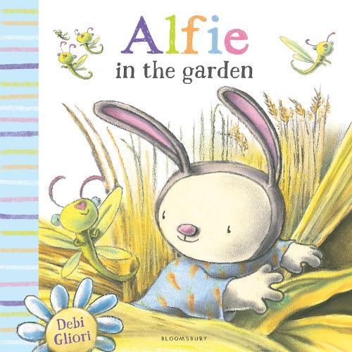 Alfie in the Garden (Paperback)