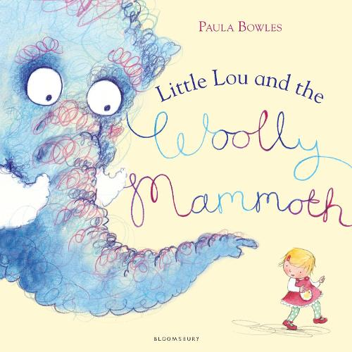 Little Lou and the Woolly Mammoth (Paperback)