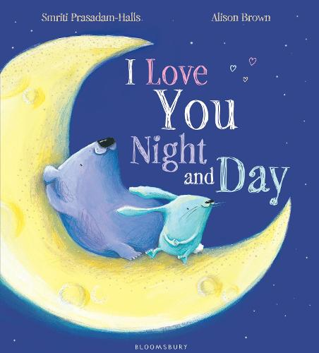 I Love You Night and Day (Paperback)