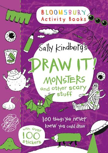 Draw It! Monsters and other scary stuff (Paperback)