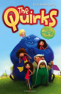 The Quirks: Welcome to Normal (Paperback)