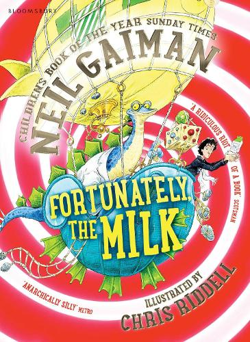 Fortunately, the Milk . . . (Paperback)