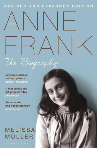 Anne Frank: The Biography (Paperback)