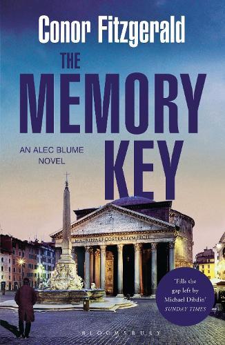 The Memory Key: An Alec Blume Novel (Paperback)