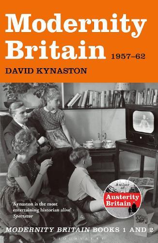 Modernity Britain: 1957-1962 (Paperback)