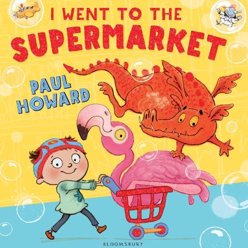 I Went to the Supermarket (Paperback)