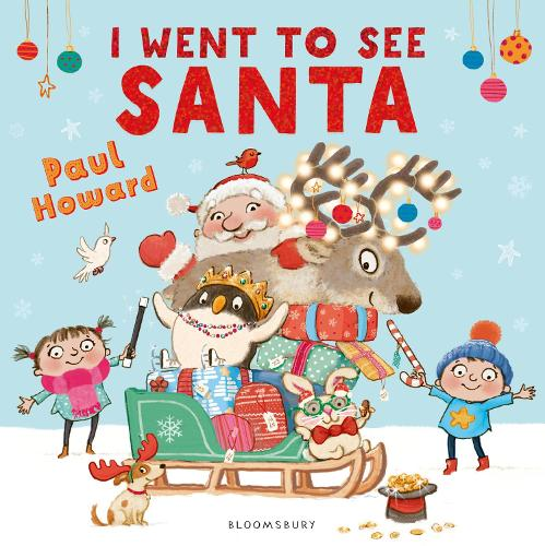 I Went to See Santa (Paperback)