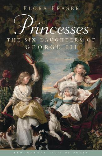 Princesses: The Six Daughters of George III (Paperback)