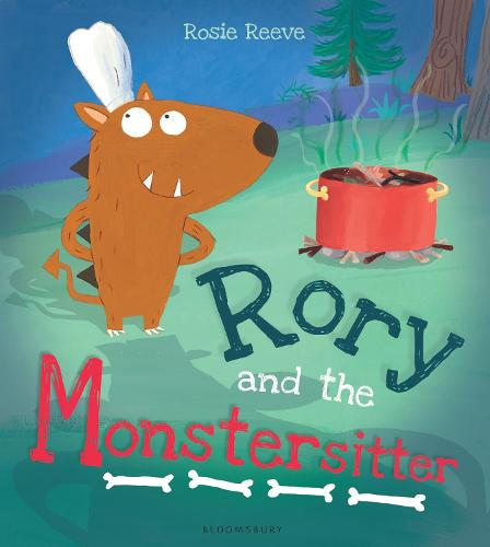 Rory and the Monstersitter (Paperback)