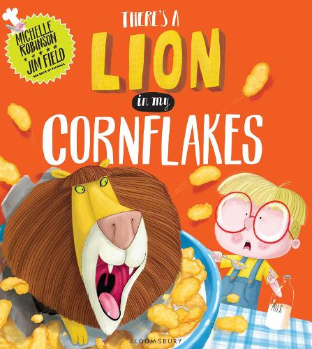 There's a Lion in My Cornflakes (Paperback)