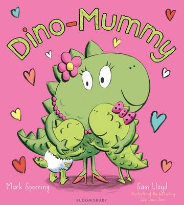 Dino-Mummy (Hardback)