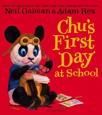 Chu's First Day at School (Hardback)