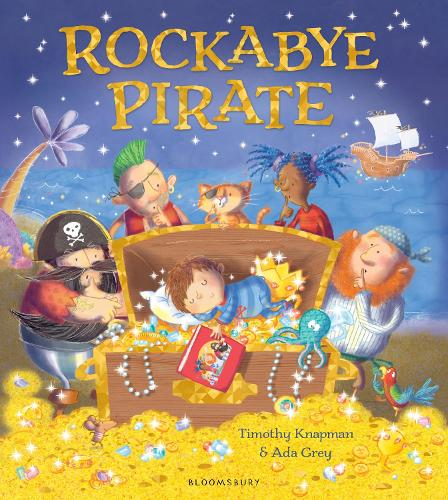 Rockabye Pirate (Paperback)