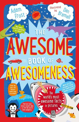 The Awesome Book of Awesomeness (Paperback)