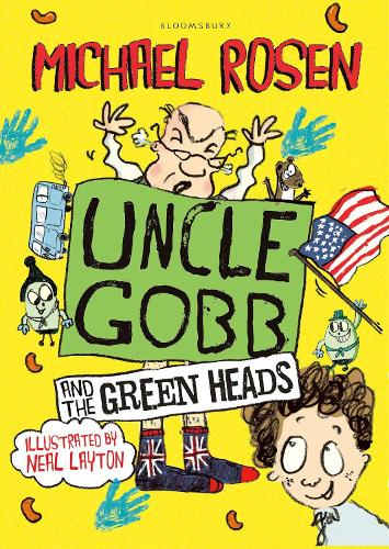 Uncle Gobb And The Green Heads (Hardback)