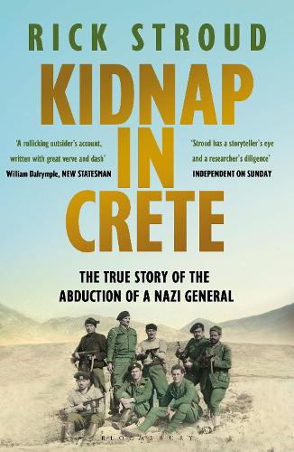 Kidnap in Crete: The True Story of the Abduction of a Nazi General (Paperback)