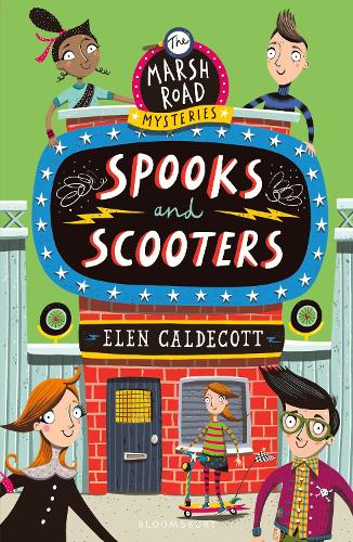 Spooks and Scooters (Paperback)