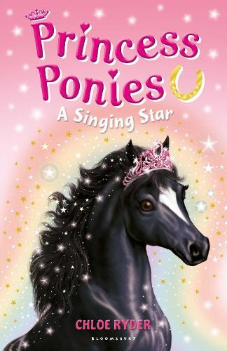Princess Ponies 8: A Singing Star (Paperback)