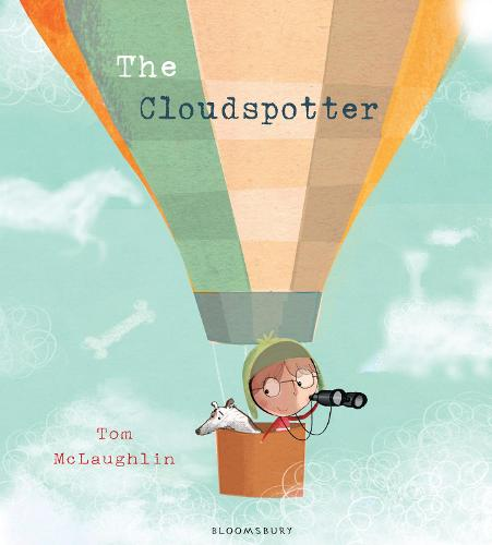 The Cloudspotter (Paperback)