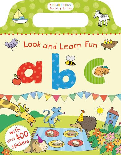 Look and Learn Fun ABC (Paperback)