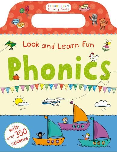 Look and Learn Fun Phonics (Paperback)