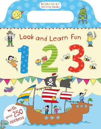 Look and Learn Fun 123 (Paperback)